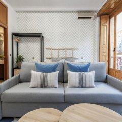 Отель Apartamento Plaza Santa Ana I Мадрид комната для гостей фото 4