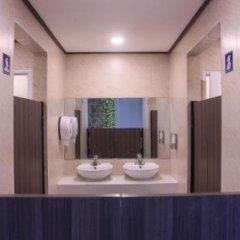 Отель Gold Oceanus Нячанг ванная