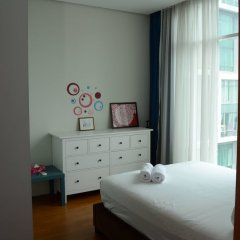 Отель Soho Suites KLCC LX Stay Малайзия, Куала-Лумпур - отзывы, цены и фото номеров - забронировать отель Soho Suites KLCC LX Stay онлайн детские мероприятия
