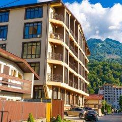 Апартаменты More Apartments na Avtomobilnom 58A (2) Красная Поляна фото 13