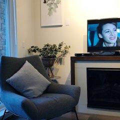 Отель Luxury two bedroom apartment at UBC Канада, Аптаун - отзывы, цены и фото номеров - забронировать отель Luxury two bedroom apartment at UBC онлайн интерьер отеля фото 2