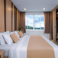 The Allano Phuket Hotel комната для гостей фото 5