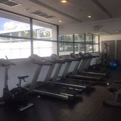 Отель Treetops Pattaya Condominium Паттайя фитнесс-зал фото 2