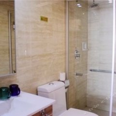 Fulide Hotel Pingyuan Road ванная