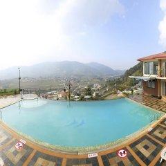 Отель Swayambhu Hotels & Apartments - Ramkot Непал, Катманду - отзывы, цены и фото номеров - забронировать отель Swayambhu Hotels & Apartments - Ramkot онлайн бассейн