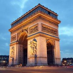 Отель Villa Saint-Honoré Франция, Париж - отзывы, цены и фото номеров - забронировать отель Villa Saint-Honoré онлайн вид на фасад фото 4