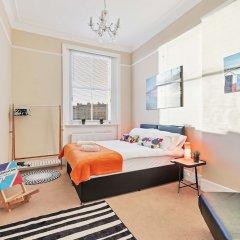 Отель Grand Seaview Apartment Великобритания, Хов - отзывы, цены и фото номеров - забронировать отель Grand Seaview Apartment онлайн комната для гостей фото 2