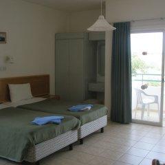 Отель DebbieXenia Hotel Apartments Кипр, Протарас - 5 отзывов об отеле, цены и фото номеров - забронировать отель DebbieXenia Hotel Apartments онлайн комната для гостей фото 2