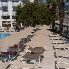 Sonnen Hotel Турция, Мармарис - отзывы, цены и фото номеров - забронировать отель Sonnen Hotel онлайн бассейн фото 3