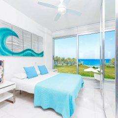 Отель Villa Mermaid Кипр, Протарас - отзывы, цены и фото номеров - забронировать отель Villa Mermaid онлайн комната для гостей фото 2