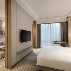 Отель Hyatt House Shanghai Hongqiao CBD Китай, Шанхай - отзывы, цены и фото номеров - забронировать отель Hyatt House Shanghai Hongqiao CBD онлайн комната для гостей