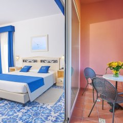 Hotel Del Golfo Проччио фото 11