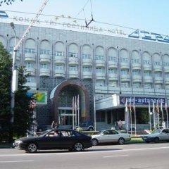 Отель Отрар Алматы
