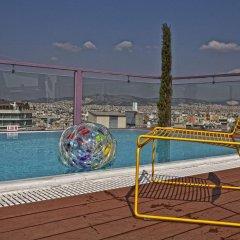 Novus City Hotel бассейн
