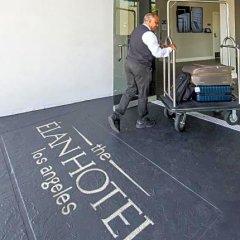 Отель Elan Hotel США, Лос-Анджелес - отзывы, цены и фото номеров - забронировать отель Elan Hotel онлайн фитнесс-зал