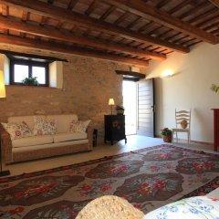 Отель Agriturismo Segnavento - Zaccagnini Стаффоло комната для гостей