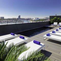 Отель H10 Port Vell Барселона бассейн фото 2