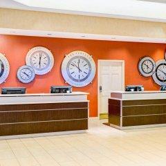 Отель Residence Inn Arlington Pentagon City интерьер отеля