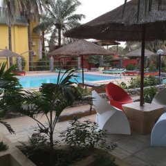 Calabash apartments in Kololi, Gambia from 77$, photos, reviews - zenhotels.com pool photo 3