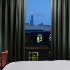 Отель Hilton London Bankside Лондон сейф в номере