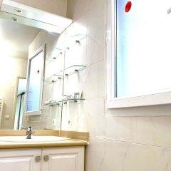 Отель Apart Hotel Riviera - Grimaldi - Promenade des Anglais Франция, Ницца - отзывы, цены и фото номеров - забронировать отель Apart Hotel Riviera - Grimaldi - Promenade des Anglais онлайн ванная фото 2