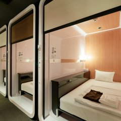 Отель First Cabin Kyobashi детские мероприятия