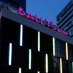 Отель Bally Suite Silom балкон