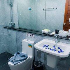 Отель Asura resort ванная