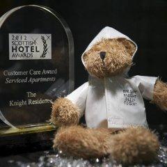 Отель Knight Residence Эдинбург с домашними животными