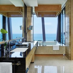 Отель Grand Hyatt Sanya Haitang Bay Resort and Spa ванная