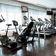 Отель Bristol Hotel Иордания, Амман - 1 отзыв об отеле, цены и фото номеров - забронировать отель Bristol Hotel онлайн фитнесс-зал фото 3
