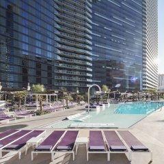 Отель The Cosmopolitan of Las Vegas бассейн