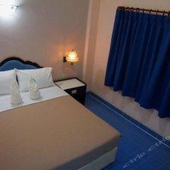 Отель Pacific Inn Пхукет сейф в номере