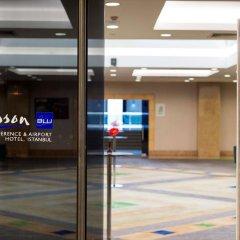 Radisson Blu Conference & Airport Hotel, Istanbul Турция, Стамбул - - забронировать отель Radisson Blu Conference & Airport Hotel, Istanbul, цены и фото номеров банкомат