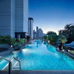 Отель Banyan Tree Bangkok Бангкок бассейн