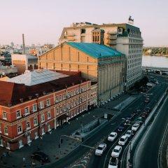 Отель Ривьера на Подоле Киев