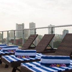 Отель Rococo Residence Шри-Ланка, Коломбо - отзывы, цены и фото номеров - забронировать отель Rococo Residence онлайн приотельная территория