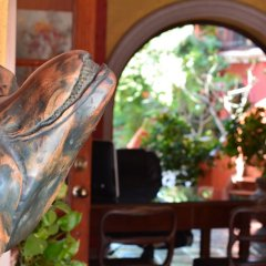 Отель Boutique Casa Bella Мексика, Кабо-Сан-Лукас - отзывы, цены и фото номеров - забронировать отель Boutique Casa Bella онлайн интерьер отеля фото 3