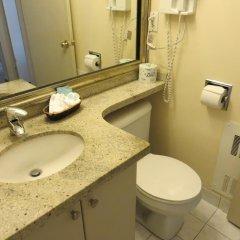 Отель Oceanside Hotel Канада, Ванкувер - отзывы, цены и фото номеров - забронировать отель Oceanside Hotel онлайн ванная