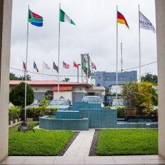 The Westwood Hotel Ikoyi Lagos пляж