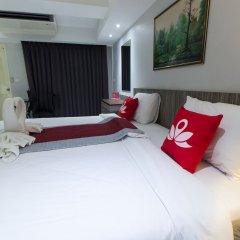 Отель ZEN Rooms Chinatown Bangkok комната для гостей фото 2