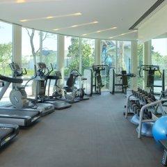 Отель Banana Island Resort Doha By Anantara фитнесс-зал фото 2
