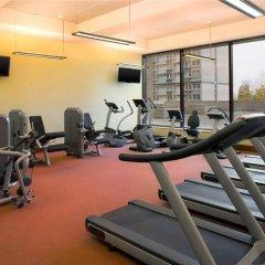 Отель The Westin Warsaw фитнесс-зал