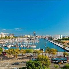 Отель H10 Port Vell Барселона пляж