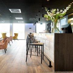 Radisson Blu Hotel Bruges гостиничный бар