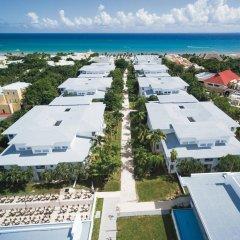 Отель Riu Playacar Плая-дель-Кармен пляж