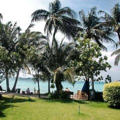 Отель Palm Leaf Resort Koh Tao пляж