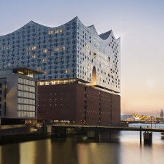 Отель The Westin Hamburg Гамбург с домашними животными