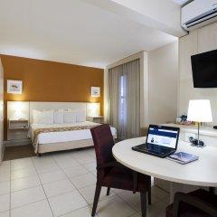 Отель Comfort Inn & Suites Ribeirão Preto Бразилия, Рибейран-Прету - отзывы, цены и фото номеров - забронировать отель Comfort Inn & Suites Ribeirão Preto онлайн комната для гостей фото 4