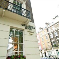 Отель Alexandra Hotel Великобритания, Лондон - 2 отзыва об отеле, цены и фото номеров - забронировать отель Alexandra Hotel онлайн вид на фасад